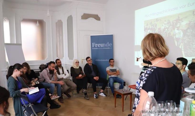 Salongespräch mit Melita Sunjic