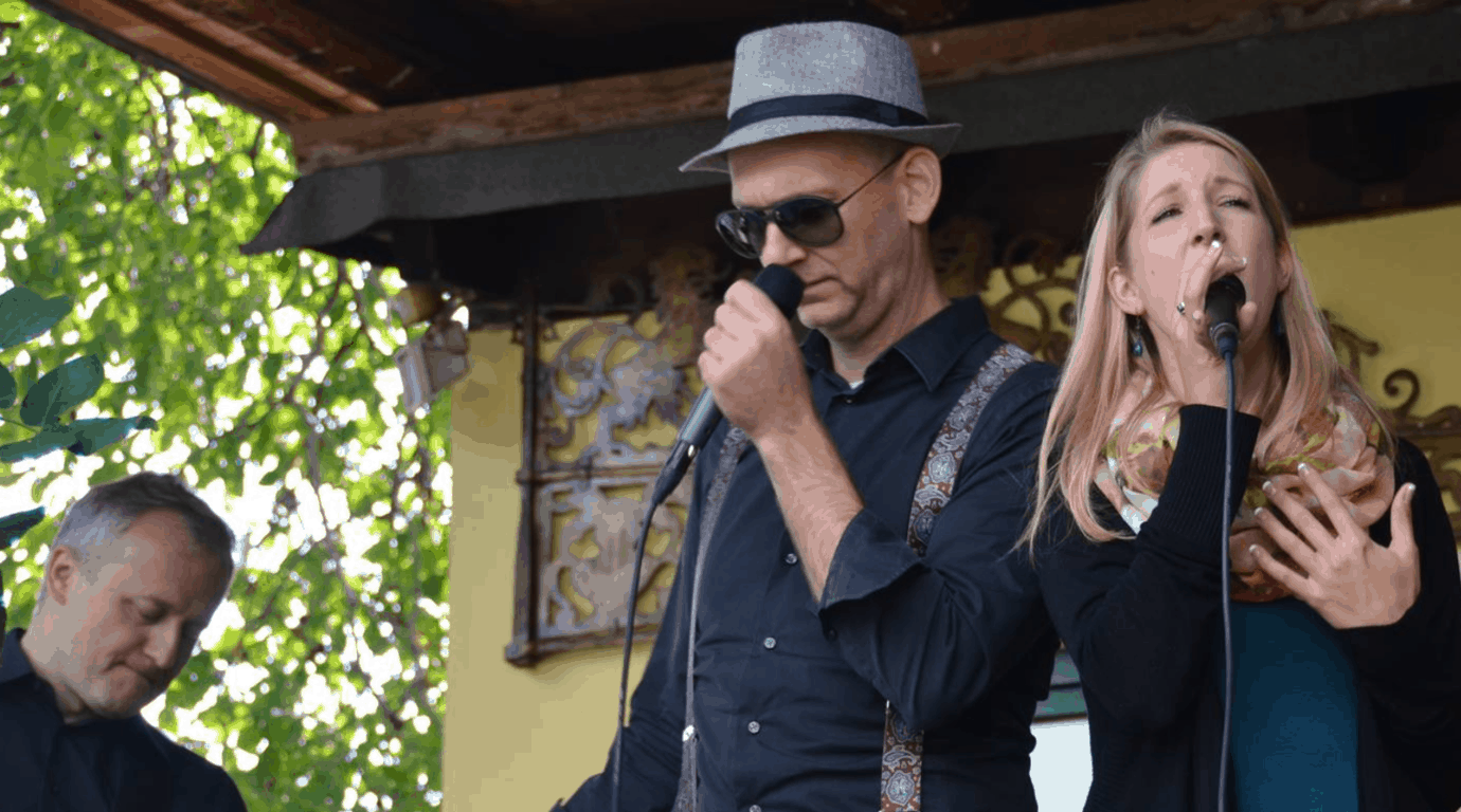Blues Freunde – Charity Night am Europatag