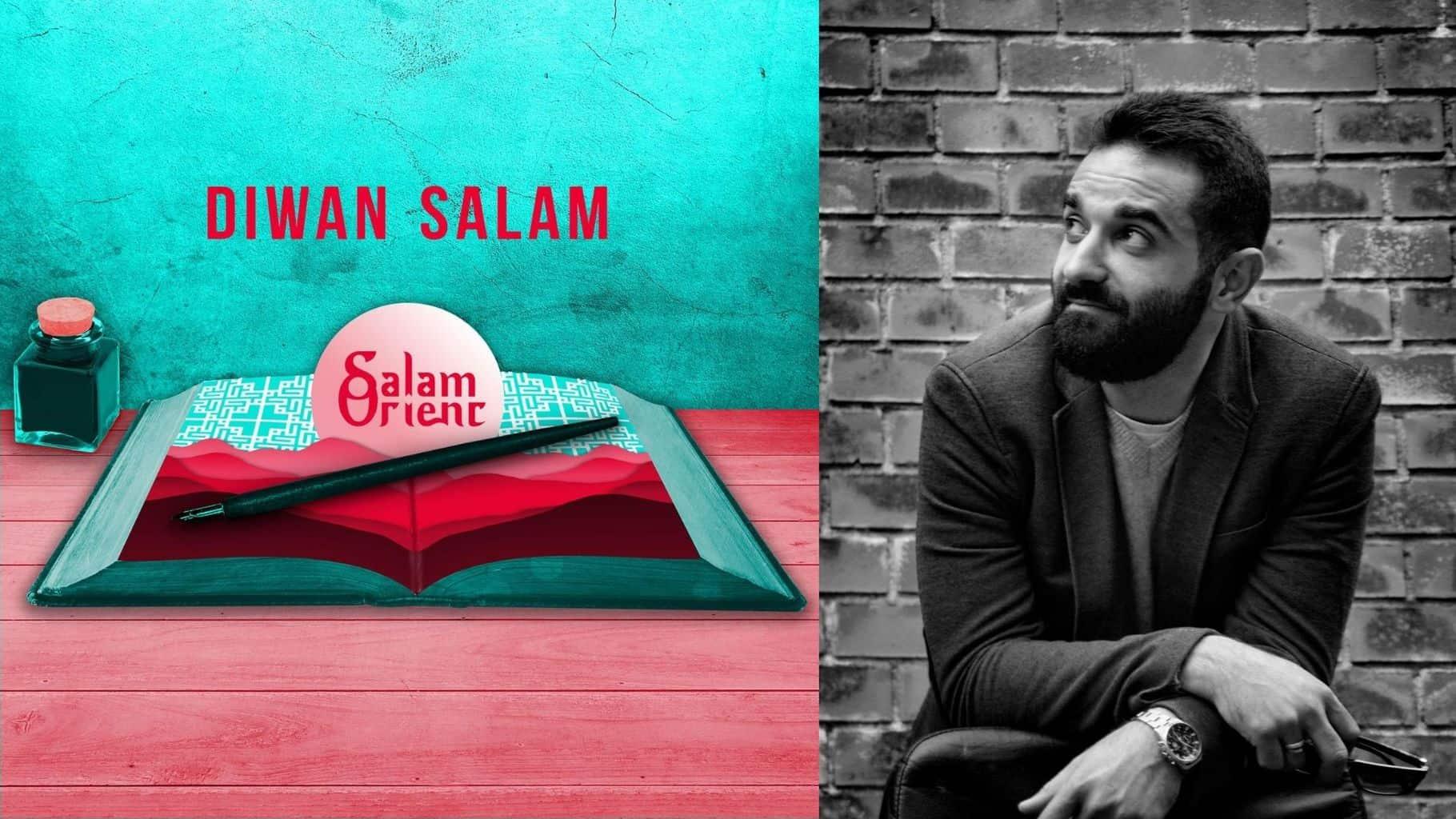 Diwan Salam: Schreibwerkstatt mit Hamed Abboud