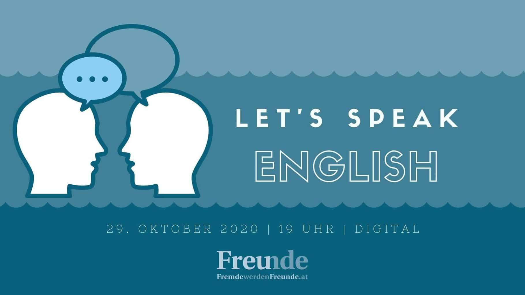 29.10. – Englisch Konversation für Anfänger