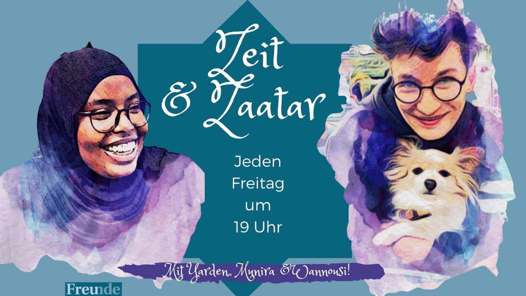 12.02.- ZEIT&ZA'ATAR