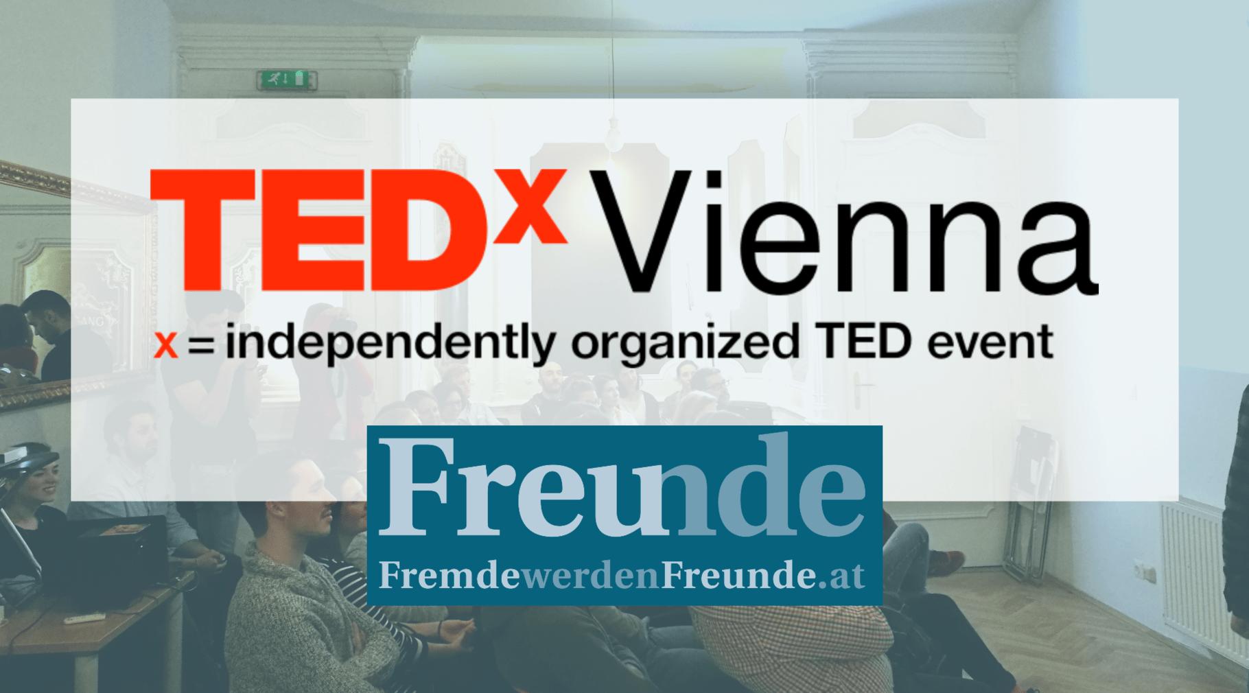 Miteinander bei TEDxVienna