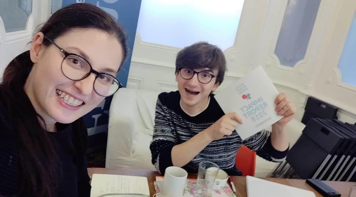 Podcast Salongespräche: Soziale Innovation mit Jonas Dinger vom Social Impact Award