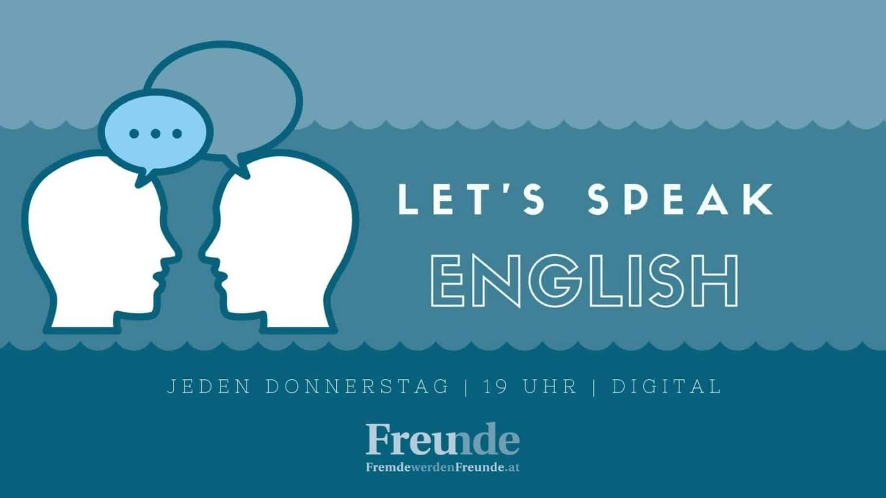 Donnerstags – Englisch Konversation