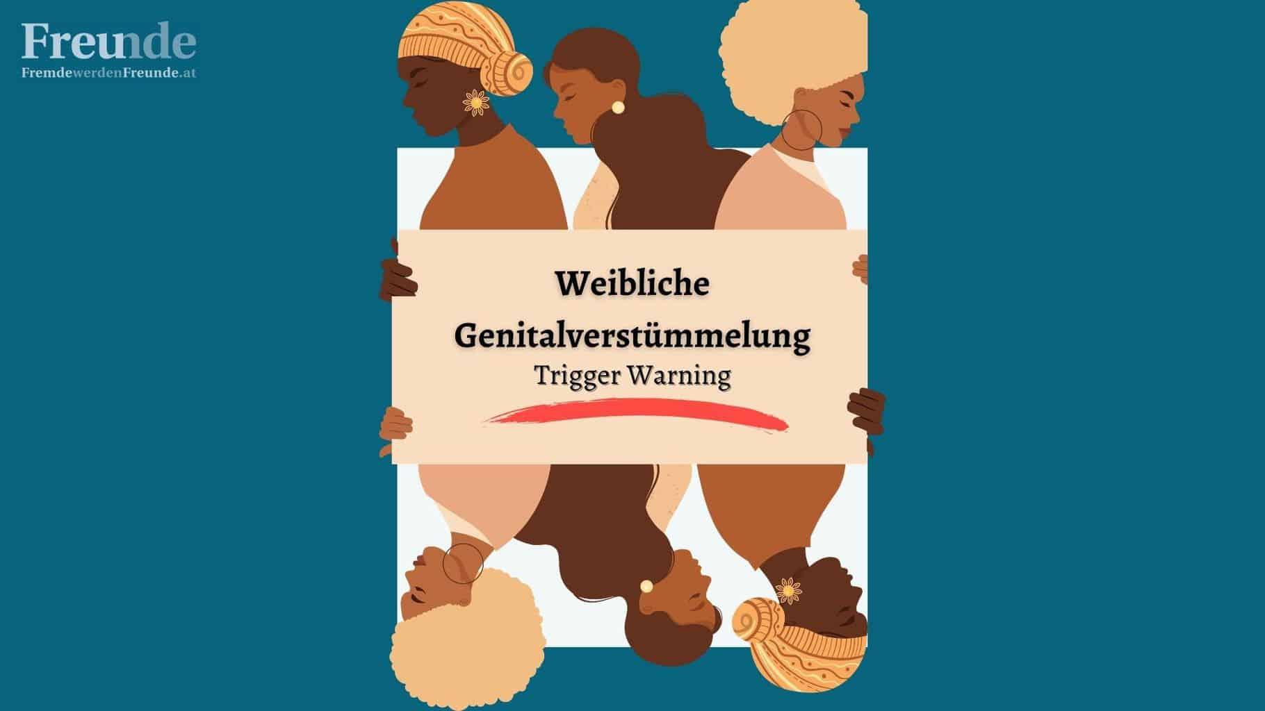 Die weibliche Genitalverstümmelung (FGM)